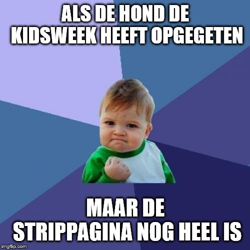 Meme Success Kid Kidsweek
