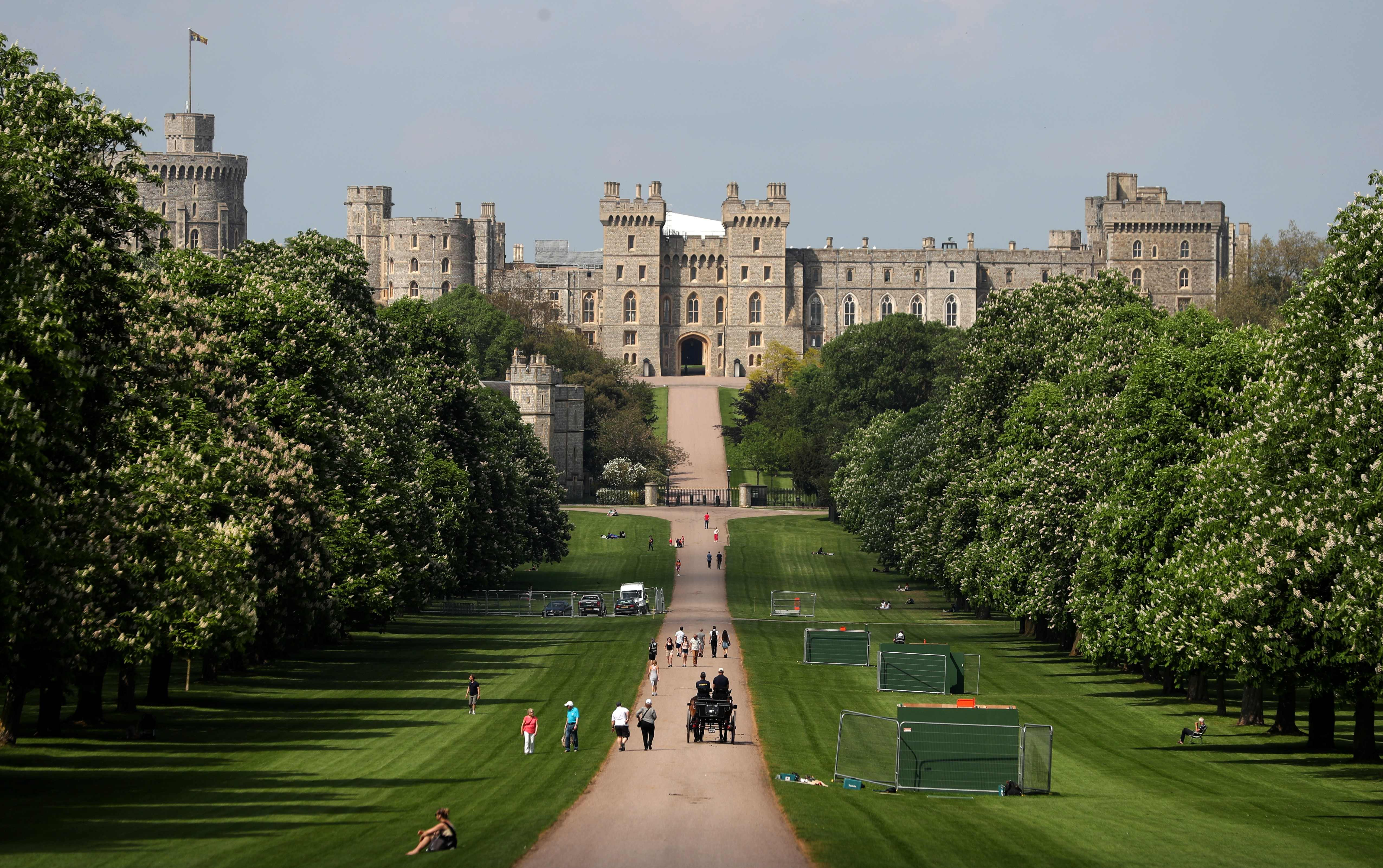 Windsor Castle  Foto AFP