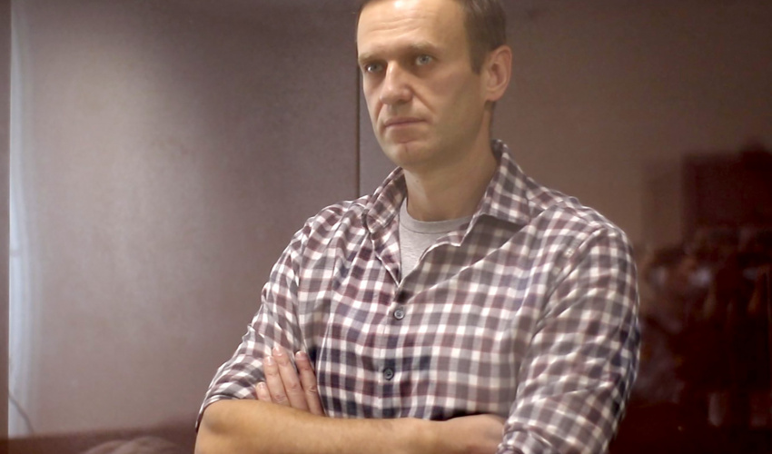 Aleksej Navalny -Video screen grab/Moscow City Court Press Office/TASS