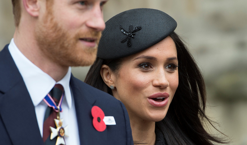 Harry and Meghan  Foto Reuters