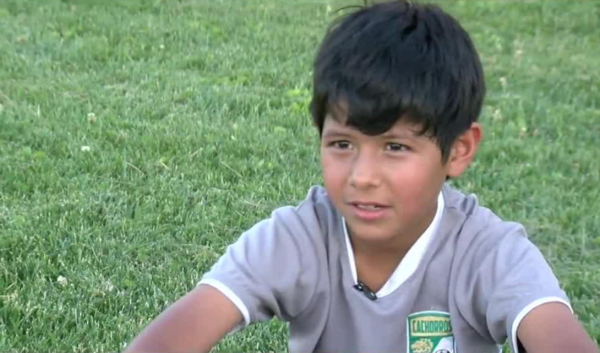 8 year-old girl disqualified from soccer game; she 'looks like a boy'