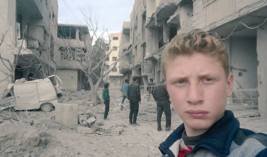 syrie ghouta muhammad