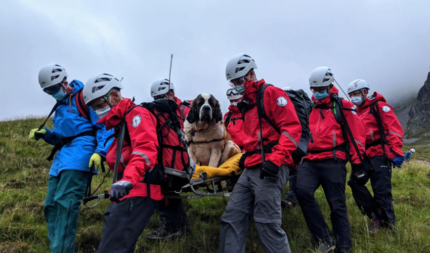 Foto: Wasdale Mountain Rescue Team
