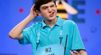 Spelling Bee Maryland  Foto Reuters