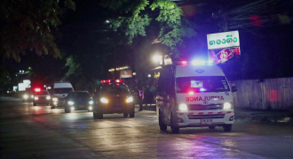Ambulances Thailand