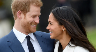 Harry en Meghan Markle