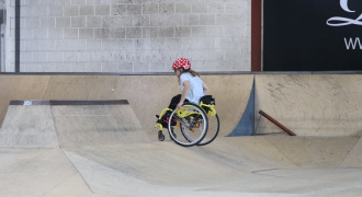 wheelchair skills event