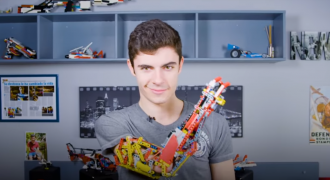 Prosthetic Arm With Lego