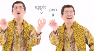 PPAP pineapple apple pen