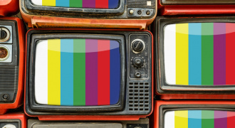 tv credit Dreamstime