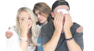 Stelling break-up video's