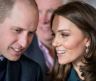 derde kindje Kate en William
