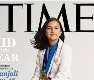 TIME Kid of the Year - Gitanjali Rao