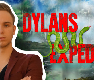Zappmissie Dylans Expeditie