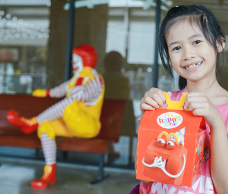 Happy Meal Kinderboekenweek