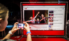 YouTube-fans bij de VEED Awards