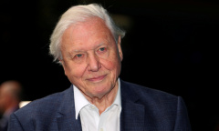 David Attenborough. Foto: Reuters