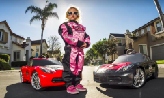 Lila Kalis (5) is racewonder