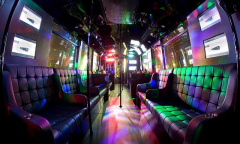 foto Facebook Disco Bus